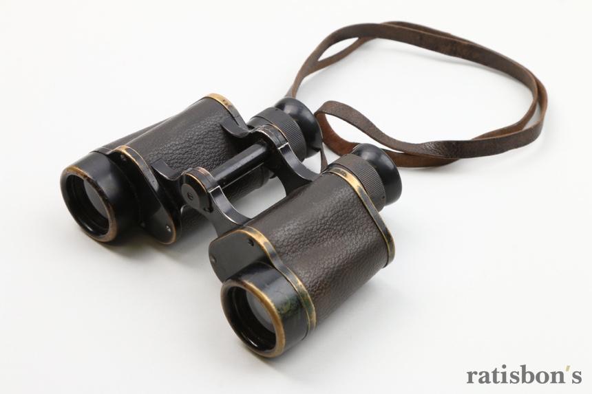 Ratisbons wehrmacht 6x 30 binocular leitz discover genuine