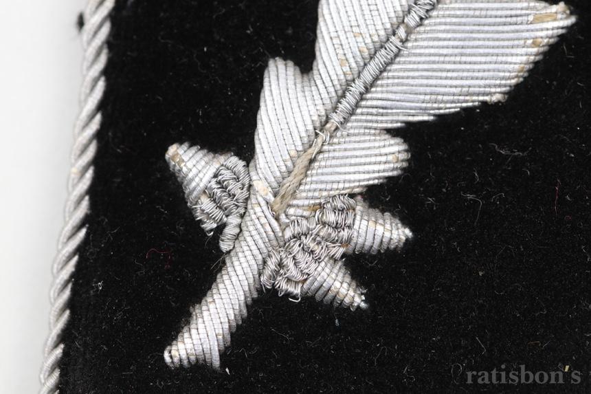 ratisbon's | Waffen-SS collar tabs SS-Standartenführer